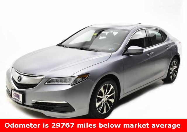 Pre-Owned 2016 Acura TLX 2 4L FWD 4D Sedan