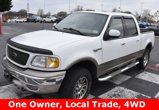 Pre-Owned 2003 Ford F-150 King Ranch