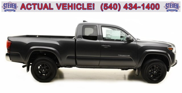 New 2019 Toyota Tacoma Sr5 4d Access Cab In Harrisonburg 23706
