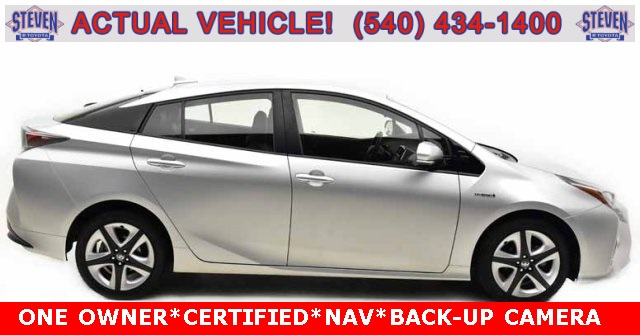 Certified Pre-Owned 2016 Toyota Prius TRG