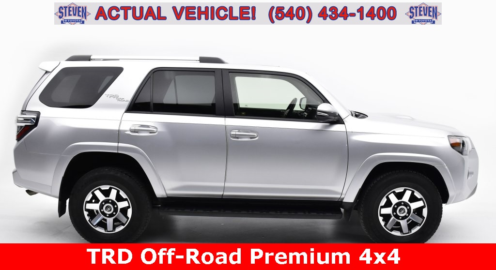 Certified Pre-Owned 2017 Toyota 4Runner TRD Off-Road Premium