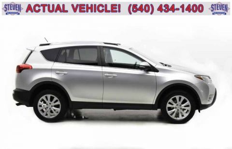 Pre-Owned 2013 Toyota RAV4 Limited