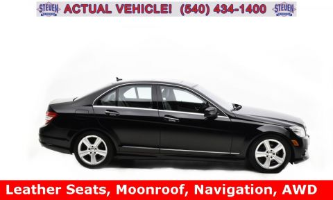 Pre-Owned 2010 Mercedes-Benz C-Class C 300